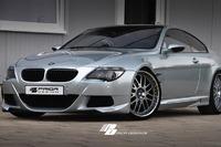 Аэродинамический обвес Prior Design для BMW 6er E63 E64