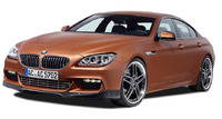 Обвес AC Schnitzer для BMW F06 Gran Coupe (для M-пакета)