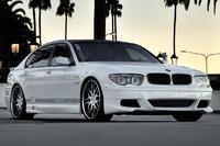 Аэродинамический обвес Prior Design для BMW 7er E65 E66