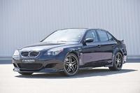 Аэродинамический обвес Hamann для BMW M5 E60