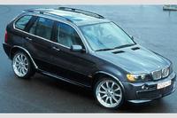 Аэродинамический обвес Hartge для BMW X5 (E53)