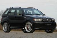 Аэродинамический обвес Hamann Widebody для BMW X5 (E53)
