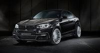 Обвес Hamann для BMW X6M F86