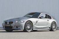 Аэродинамический обвес Hamann для BMW Z4 M (E85)