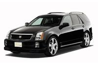 Аэродинамический обвес Elford для Cadillac SRX