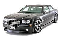 Аэродинамический обвес Elford для Chrysler 300C