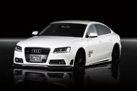 Аэродинамический обвес Tommy Kaira для седана Audi A5 (8T) 2010 - 2011