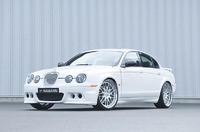Аэродинамический обвес Hamann для Jaguar S-type