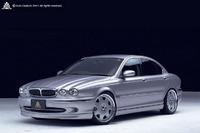 Аэродинамический обвес Auto Couture Prevail Line для Jaguar X-type