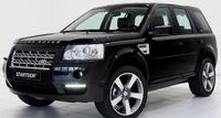 Аэродинамический обвес Startech для Land Rover Freelander 2
