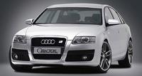 Аэродинамический обвес Caractere для Audi A6 (4F, C6)