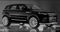 Аэродинамический обвес Onyx Envie для Range Rover Evoque