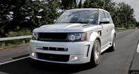 Аэродинамический обвес Onyx для Range Rover Sport