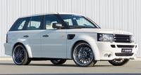 Обвес Hamann Conqueror для Range Rover Sport
