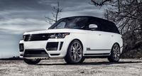 Аэродинамический обвес Vorsteiner для Range Rover Vogue 4