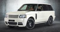 Аэродинамический обвес Mansory для Range Rover Vogue 3