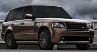 Аэродинамический обвес Kahn Design для Range Rover Vogue 3