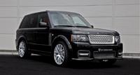 Аэродинамический обвес Onyx для Range Rover Vogue 3