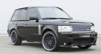 Аэродинамический обвес Hamann для Range Rover Vogue 3