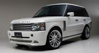 Аэродинамический обвес WALD Sports Line для Range Rover Vogue 3