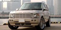 Аэродинамический обвес Auto Couture Prevail Line для Range Rover Vogue 3