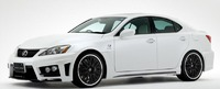 Аэродинамический обвес Artisan Spirits Sports-spec Line для Lexus IS-F