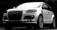 Аэродинамический обвес Kahn Design для Audi Q7 (4L)