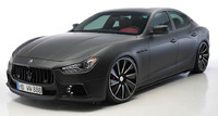 Обвес WALD Black Bison для Maserati Ghibli