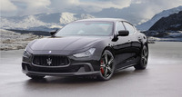 Обвес Mansory для Maserati Ghibli