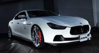 Обвес Leap Design для Maserati Ghibli