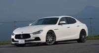 Обвес Miracolare для Maserati Ghibli