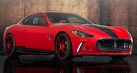 Обвес Mansory для Maserati GranTourismo