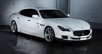 Обвес Leap Design для Maserati Quattroporte 2