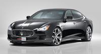 Обвес Novitec для Maserati Quattroporte 2