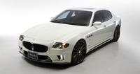 Аэродинамический обвес WALD Black Bison Edition для Maserati Quattroporte