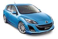 Аэродинамический обвес Kenstyle для Mazda 3 / Axela
