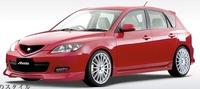 Аэродинамический обвес DAMD для Mazda 3 / Axela