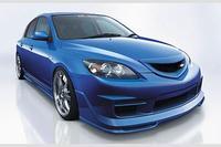 Аэродинамический обвес Kenstyle v.1 для Mazda 3 / Axela