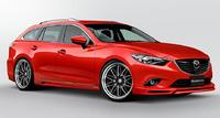 Аэродинамический обвес Kenstyle для Mazda 6 / Atenza GJ