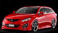Аэродинамический обвес DAMD для Mazda 6