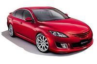 Аэродинамический обвес Kenstyle для Mazda 6 (GH)
