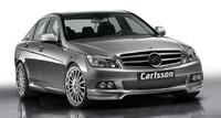 Аэродинамический обвес Carlsson для Mercedes C W204