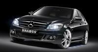 Аэродинамический обвес Brabus для Mercedes C W204