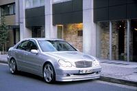 Аэродинамический обвес WALD Executive Line для Mercedes C-class (W203)