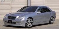 Аэродинамический обвес Auto Couture Credential Line для Mercedes C-class (W203)