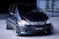 Аэродинамический обвес WALD Executive Line для Mercedes A class (W168)