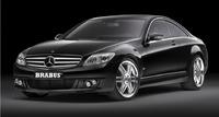 Аэродинамический обвес Brabus для Mercedes CL W216