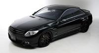 Аэродинамический обвес WALD Black Bison для Mercedes CL W216