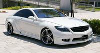 Аэродинамический обвес VITT Super Wide Version для Mercedes CL-class (W216)