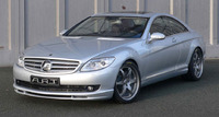 Аэродинамический обвес ART для Mercedes CL-class (W216)